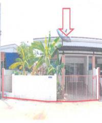 บ้านแฝดหลุดจำนอง ธ.ธนาคารอาคารสงเคราะห์ ลาดใหญ่ เมืองสมุทรสงคราม สมุทรสงคราม
