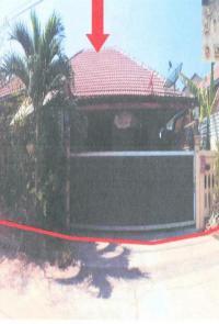 บ้านเดี่ยวหลุดจำนอง ธ.ธนาคารอาคารสงเคราะห์ ท้ายหาด เมืองสมุทรสงคราม สมุทรสงคราม